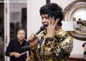 Jef Barbara Live – Vogue Fashion Night – Boutique Roger Vivier – 17.09.2013