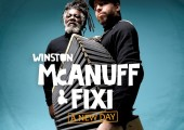 Winston McAnuff et Fixi – A New Day