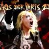 Arch Enemy en concert au Bataclan le 21 octobre 2012