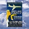 Airplane Party – Concert entrée libre – 13 Octobre