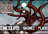 Concours – Gagnez 4 places pour Action Beat au Glazart le 4 Avril 2012