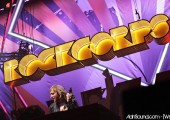 Orange RockCorps 2011 – David Guetta – Ludacris – Taio Cruz – Tinie Tempah – Mélissa Nkonda – Soprano – Le Zénith de Paris – 07.2011