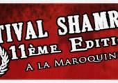 11ème Edition du festival Shamrock les 7 et 8 Mai 2010