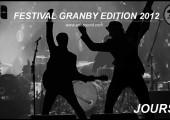 Festival International de la Chanson de Granby 2012 – Jours 1