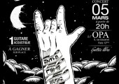 Les Zindés Rock à L'OPA le Samedi 5 Mars 2011