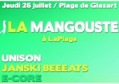 La Mangouste à LaPlage – 26.07.12 – La Plage du Glazart