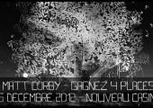 Concours – Gagnez 4 places pour le concert de Matt Corby le 5 Décembre 2012 au Nouveau Casino