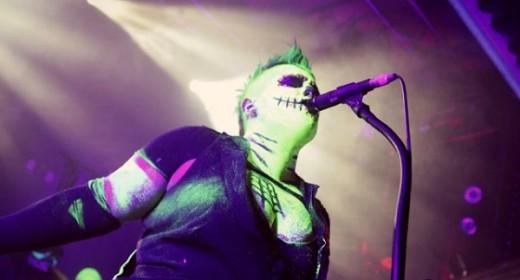 Punish Yourself et Dagoba – Live – Festival Bring The Noise – 05.12.2013  – Divan du Monde