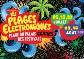 Festival les Plages Électroniques – Programmation Juillet Aout – 2012