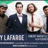 Pokey Lafarge and the South City Three – la Flèche d'Or – 18 octobre 2012
