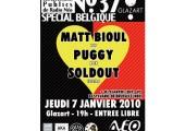 Puggy en concert à Paris