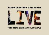 Randy Crawford and Joe Sample – Live – Album