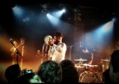 The Heavy Live – La Maroquinerie – 2012