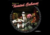 Welcome to the Twisted Cabaret – CD/DVD