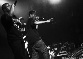 Zone Libre Versus Casey et B.James Live – Le Plan – 06.2011