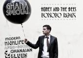 Bonobo a remixé Ghana special !