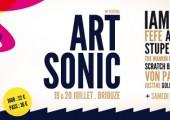 Festival Art Sonic – Programmation – 19 et 20 juillet 2013 – Briouze (Orne)
