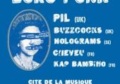 Europunk – Cité de la musique – du 19.10.2013 au 18.01.2014