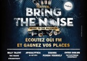 Festival Bring The Noise OÜI FM – Programmation