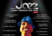 Festival Jazz à Saint-Germain-des-Prés – Programmation – Du 16.05 au 03.06