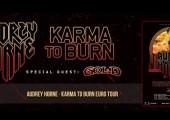 Karma To Burn et Audrey Horne seront au Nouveau Casino le 4 octobre