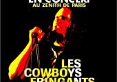 Les Cowboys Fringants – En concert au Zénith de Paris
