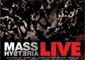 Mass Hysteria Live – CD