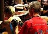 Mondial du tatouage – Le Cent-Quatre – 03.2013