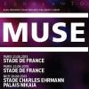 Muse sera au Stade de France les 21 et 22 juin et le 26 à Nice