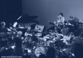 L'Orchestre National de Jazz au Théâtre Marigny aroud Robert Wyatt