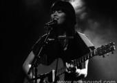 Priscilla Ahn Live – Le Reservoir – Avril 2009