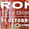 Rone sera à l'Olympia le 31.10.2013
