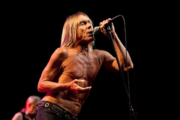 Iggy The Stooges 2 Iggy Pop and the Stooges Live   Casino de Paris