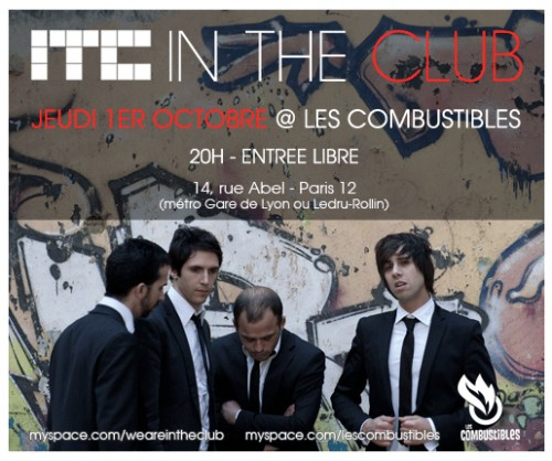 Intheclub-lescombustibles