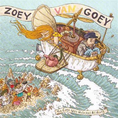 ZoeyVanGoey-The CagewasunlockedallAlong